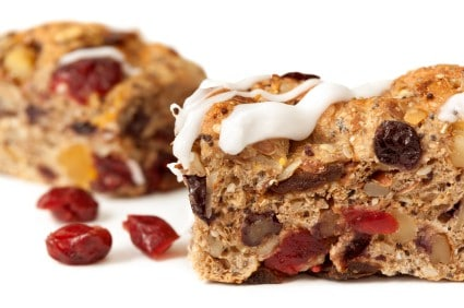 Healthy Homemade Easy Granola Bar Recipe