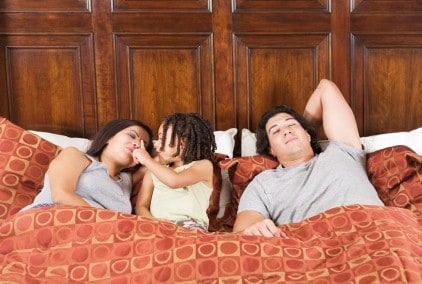 Getting your child to sleep in their own bed: A sweet dream or a nightmare?