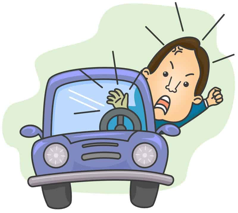 The Kids Are Watching--Hopefully Not Your Road Rage