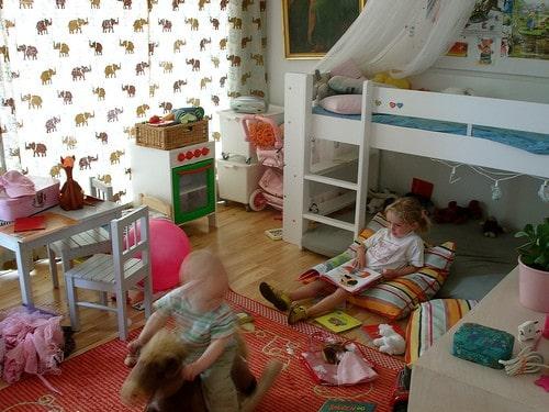 Kids Owning Their Space Through Room Design Fun