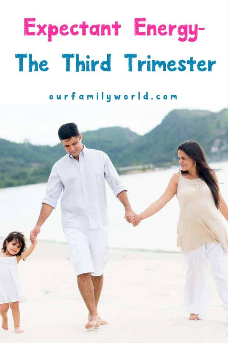 A few simple measures can mean the difference between complete exhaustion in the third trimester and sufficientenergy to accomplish something each day. Enjoy this time as an expectant mother while looking forward to the big event.