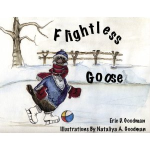 fLIGHTLESS Goose book