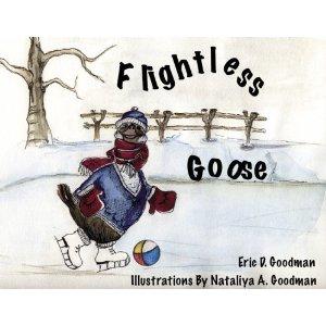 fLIGHTLESS Goose book