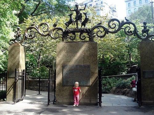 Central Park Children's Zoo