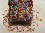 Fudge Cake Brownie: Simple and Affordable Snack For Play Dates