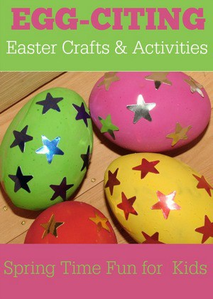 Eggciting Easter Crafts for kids