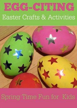 Eggciting Easter Crafts for kids