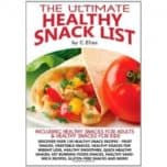 The ultimate healthy snack list