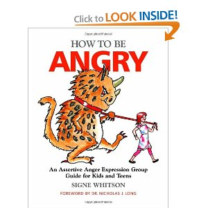 How to be angry book