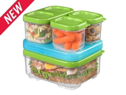 Rubbermaid Lunch box sandwhich kit