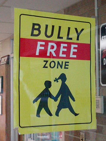 Talking to Your Preschooler about Bullying