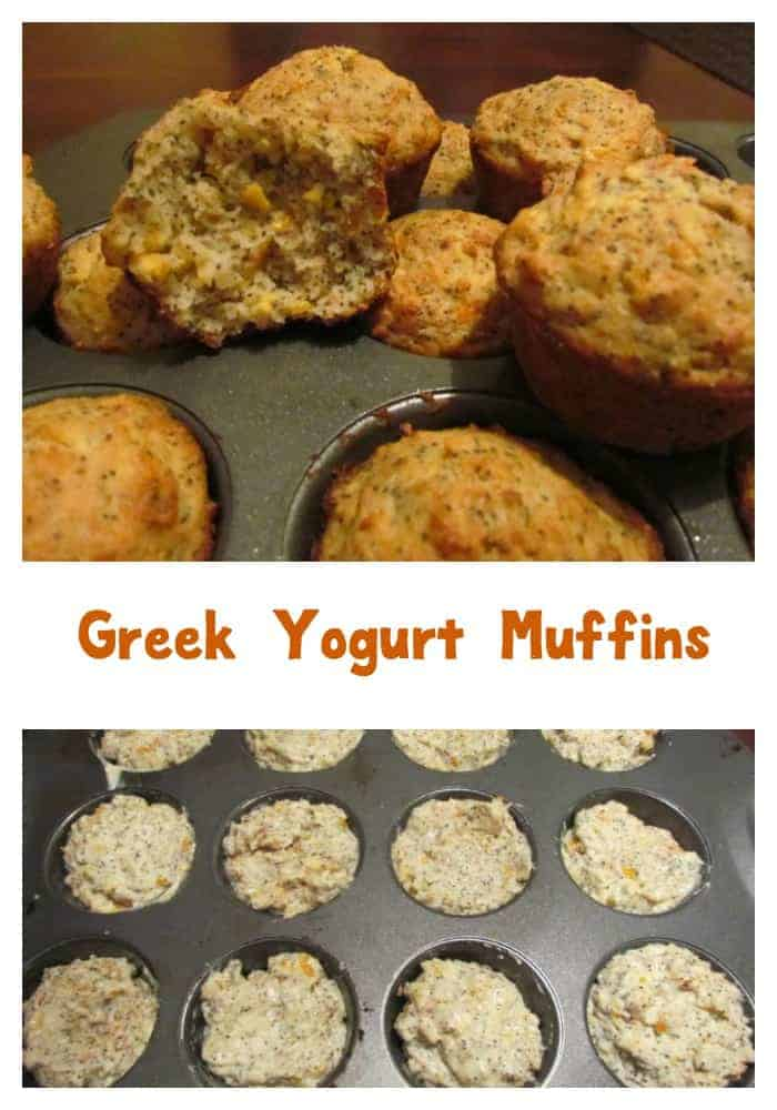 you should make these delicious Greek Yogurt Muffins. They are the perfect addition to your dinner table and are full of health benefits. Not only are they healthy, they are sure to be a hit with family and friends.