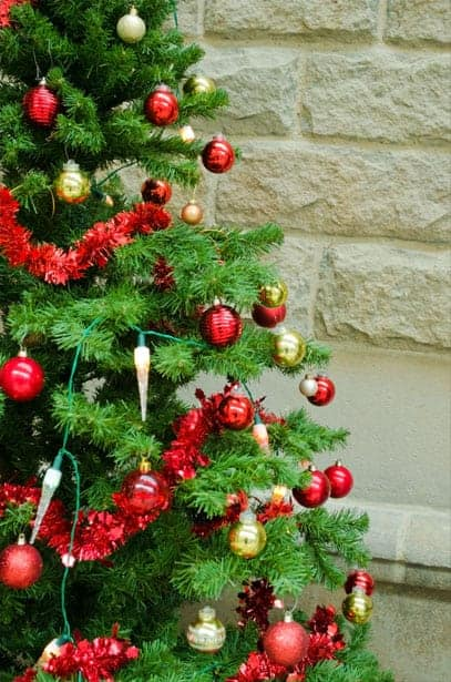 Childproof your Christmas Tree