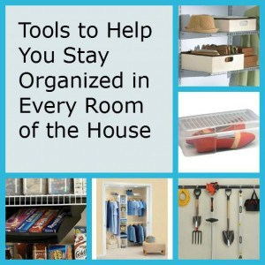Tools to Help You Stay Organized