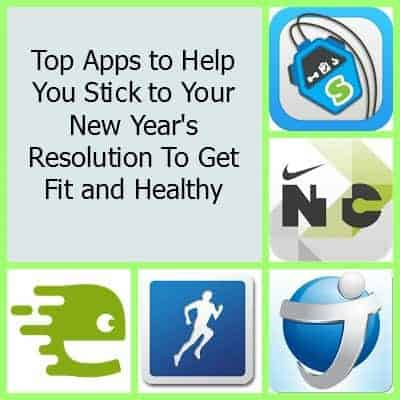 Top Apps to Get Fit in New Year