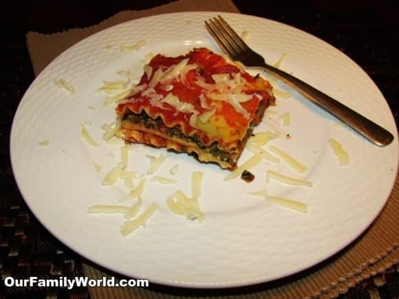 healthy-recipe-spinach-lasagna