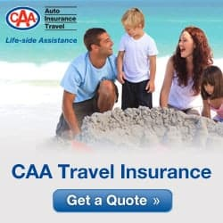 CAA Travel Insurance