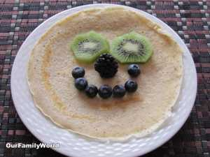 Healthy Recipe: Whole-Grain Crepes