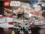 Star Wars Repbulic Frigate