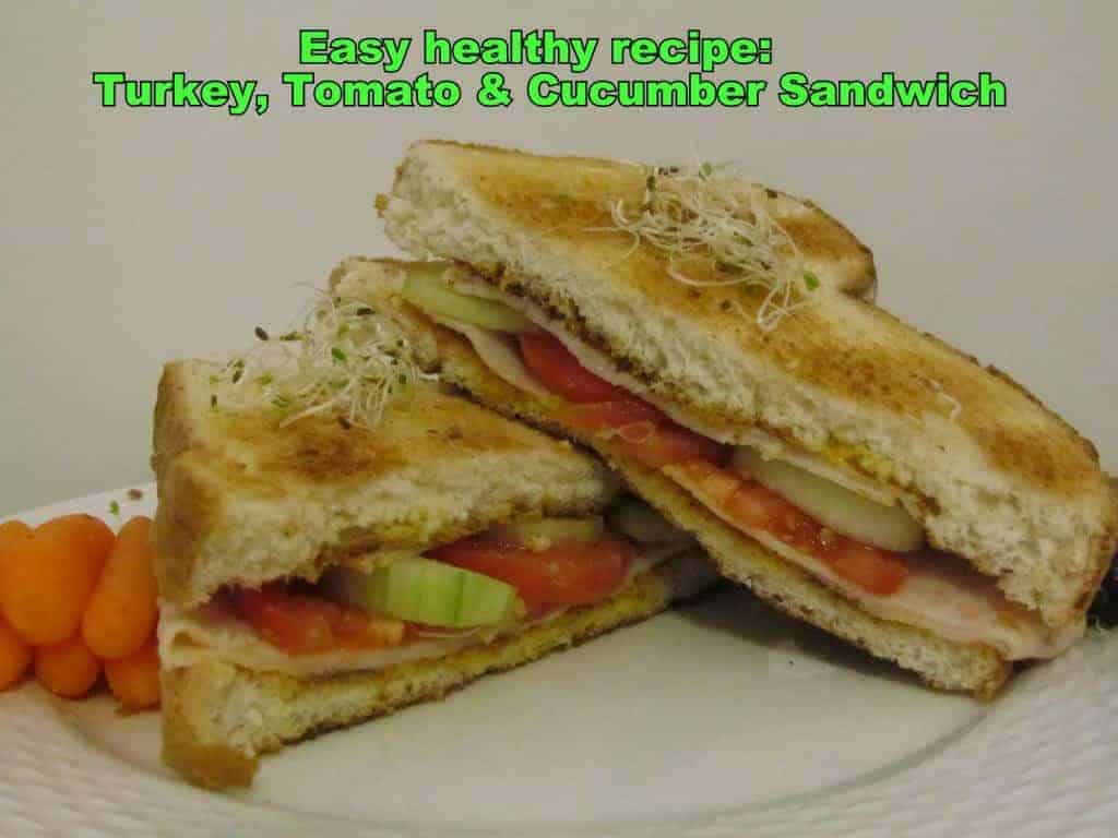 easy-healthy-recipe-butterball-turkey-tomato-cucumber-sandwich