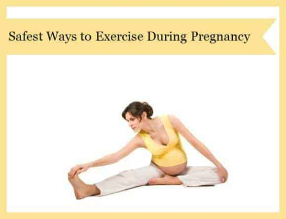 Safest Ways to Exercise During Pregnancy