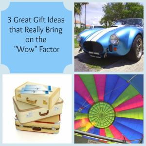 3 Great Gift Ideas