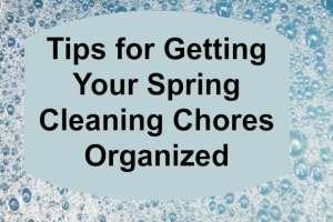 Spring Chores