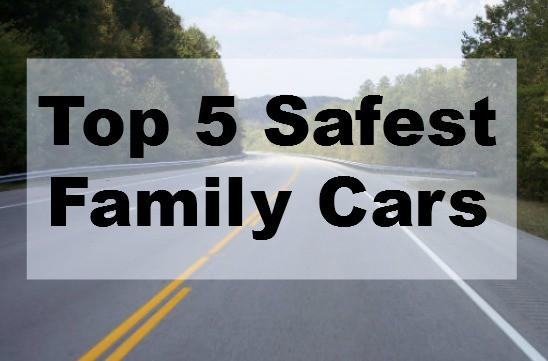 top-5-safest-family-cars