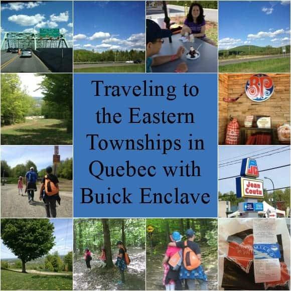 buick-enclave-eastern-townships-quebec