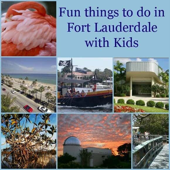 Things For Kids In Fort Lauderdale