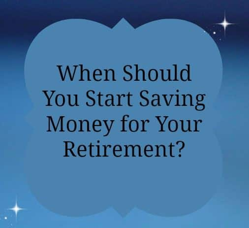 Save Money for Your Retirement