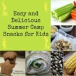 Summer Camp Snacks