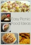 Easy Picnic Foods