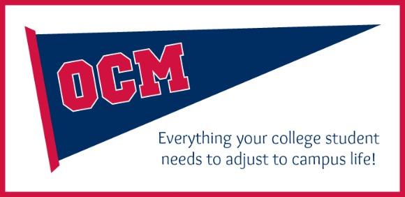OCM Helps Your Child Adjust to College Life