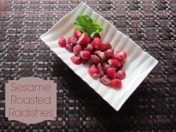 Easy Healthy Recipe: Radishes