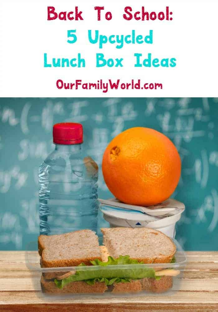 It's back to school time and my kid lost half their lunch box already? Check out these frugal ideas for containers to pack your kids lunch in! I use numebr four all the time!