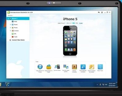 Wondershare MobileGo IOS