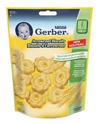 Gerber Arrowroot Biscuit