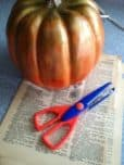 Frugal Halloween Decor Craft