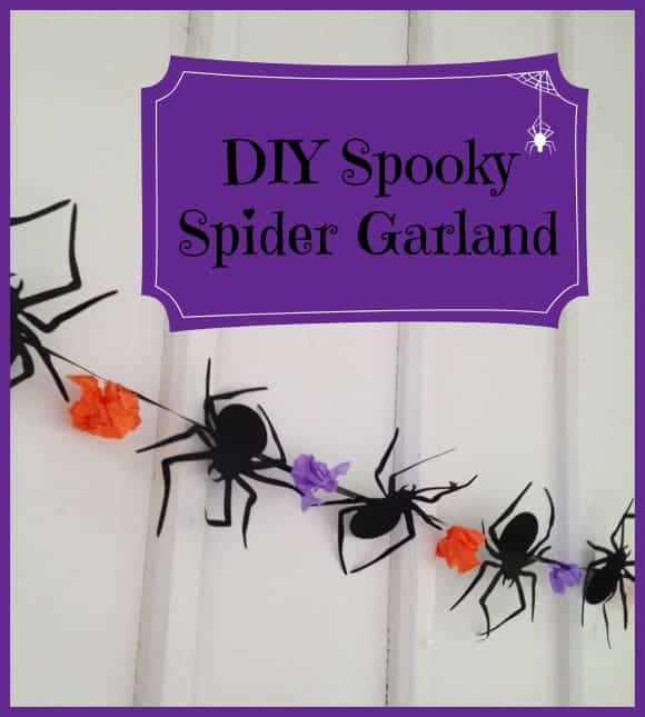 frugal-halloween-decor-spider-banner