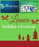 Leawo Holiday Giveaway
