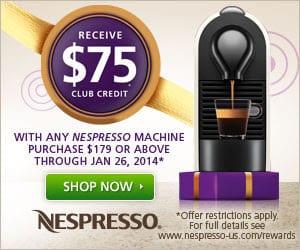 Nespresso Offer