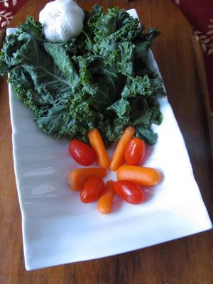 Super Bowl Recipe Kale Chips