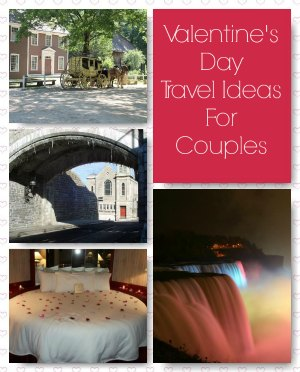 Valentines Day Ideas For Couples Romantic Getaways