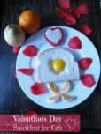 Valentine's Day Recipes for Kids: Heart-Shaped Egg Breakfast Recipes for Kids