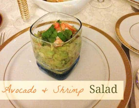 easy healthy recipe shrimp avocado salad