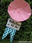 Anti Bullying Craft