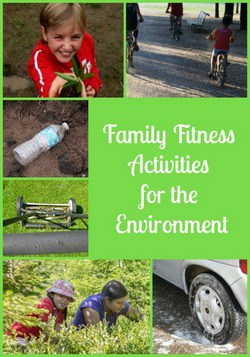 Family Fitness for the Environment