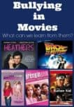 Movies Dealing with Bullying