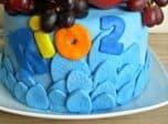 Rio 2 Party Cake